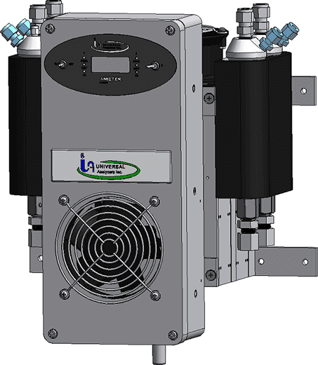 Model 574 Thermoelectric Gas Cooler